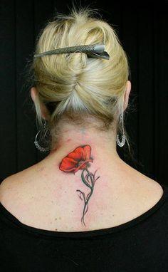 poppie tattoo