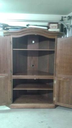 TV Stand/Corner Cabinet/Console Price Reduced