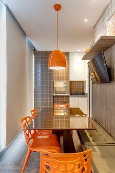 Balcony, Loft, Tv, Furniture, Home Decor, Orange, Rolodex, Beige, Dashboards