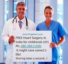 Rita Aduba's blog: FREE HEART SURGERY FOR CHILDREN 0-10  YEARS IN IND...