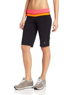 Save $17.87 on Champion Women's Absolute Workout Bermuda Short; only $18.13