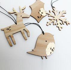 Image of Décorations de Noël n°2, Abigail Brown