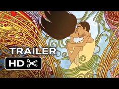 Kahlil Gibran's The Prophet Official US Release Trailer 1 (2015) - Liam Neeson Animated Movie HD - YouTube