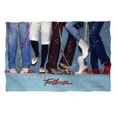 Footloose-Loose Feet Pillow Sham