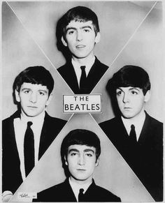 Unpublished photos of the Beatles when they were young (2009)