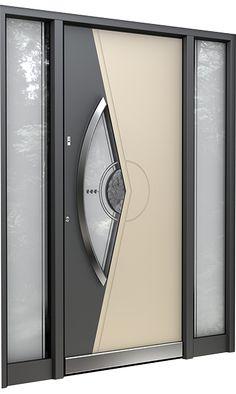 43 New Ideas main entrance door design modern Main Entrance Door Design, Wooden Main Door Design, Main Gate Design, House Gate Design, Door Gate Design, Room Door Design, Door Design Interior, Entrance Doors, Front Doors