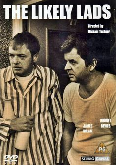The Likely Lads - James Bolam & Rodney Bewes British Sitcoms, British Comedy, 1970s Childhood, My Childhood Memories, Great Tv Shows, Old Tv Shows, Caravan Holiday, Hd Movies, Movie Film