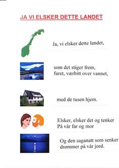 SANGER MED TEGNINGER - www.hildes-hjoerne.com Teaching Music, Family History, Kindergarten, Singing, Language, Education, Tips, Books, Decor