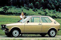 Audi 50 ....    1975