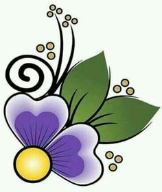 Flower Pot Crafts, Flower Art, Flower Phone Wallpaper, Wallpaper Backgrounds, Mail Art Envelopes, Star Painting, Beadwork Designs, Butterfly Template, Flower Doodles