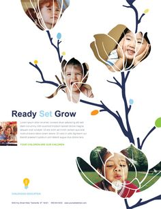 idea for elementary spreads. except not the flowers but ma.- idea for elementary spreads… except not the flowers but maybe with ink blots? idea for elementary spreads… except not the flowers but maybe with ink blots? Flugblatt Design, Book Design, Shape Design, Kids Graphic Design, Creative Logo, Creative Design, Creative Brochure, Creative Ideas, Layout Design Inspiration