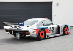 Porsche 935 race car - All Cars for Sale - Cars for Sale Porsche 935, Porsche Autos, Porsche Motorsport, Porsche Cars, Can Am, Vintage Racing, Vintage Cars, Vintage Ideas, Le Mans