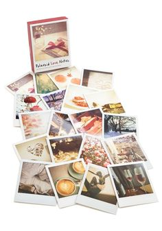 Instant Attraction Notecard Set
