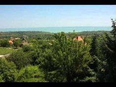 Balatonfüred - Egy lélegzetelállító örökpanorámás csendes fekvésű családi ház és kiváló nyaraló is lehet - Kód: ALH35. - http://balatonhomes.com/code_ALH35 - Vételár: 45 000 000 Ft.