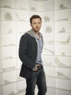 Dr. Jack Hodgins  SHOW: Bones SEASON: Unknown EPISODE: Unknown