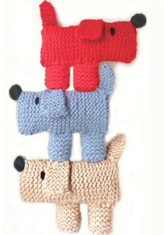 Get the knit pattern, designed by Addy Whitfield of Gift Horse Knits.