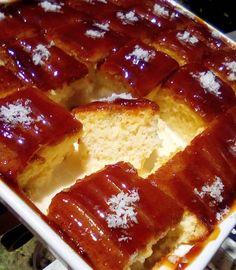 Greek Desserts, Greek Recipes, Sweets Recipes, Cake Recipes, How To Make Cake, Food To Make, The Kitchen Food Network, Food Network Recipes, Cheesecake