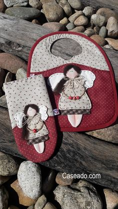 Caseado.com - Arte em patchwork e feltro
