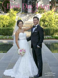 Southern Weddings Magazine -Tess & Peter pg.1 I Branching Out Floral Event & Design -Dallas branchingoutevents.com