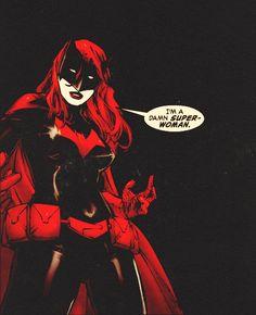 batwoman;kate kane;dc comics;