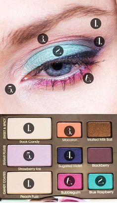 Too-Faced-Sugar-Pop-Makeup-Look-How-To