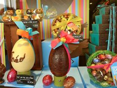 """Out and About in Paris: Sunday's picture and a song - Happy Easter! Chocolate and """"Jesus Shaves"""" by David Sedaris"""