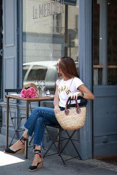 French Style Fashion Essentials - Summer Version!