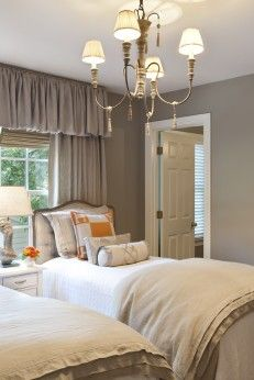 Curtain ideas for master bedroom
