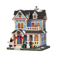 12482 - Lighthouse Keeper - Lemax Christmas Village Figurines ...