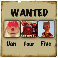 Uan Four Five
