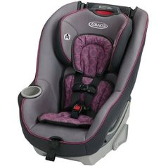 Graco Contender 65 Convertible Car Seat W Safe Adjust Harness System