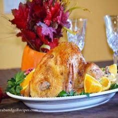 Mom's Ultra-Moist Roast Turkey More