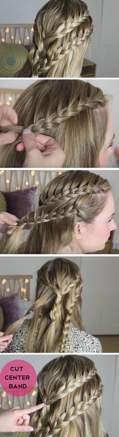 Double Braid Crown | 18 DIY Game of Thrones Inspired Hairstyles that will turn you into a medieval princess!