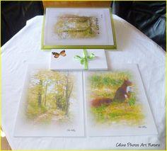 Papier à lettres Balade dans les bois de Céline Photos Art Nature Celine, Nature, Photos, Etsy, Blog, Art, Out Of The Woods, Letters, Handmade Gifts
