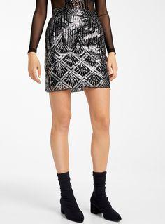 Bohemian Fashion Jupe Robe Midi-Spandex étiré Multi Usage Z567 plus