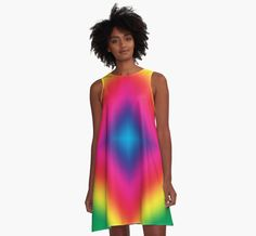 Colorful hippie desing • Also buy this artwork on apparel, phone cases, home decor, and more.