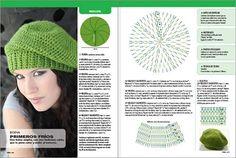 Gorros_tejidos_a_crochet_para_mujer_con-esquema
