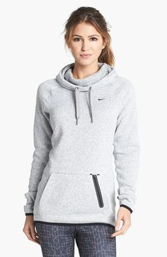 Nike 'Hypernatural' Therma-FIT Pullover Hoodie available at #Nordstrom