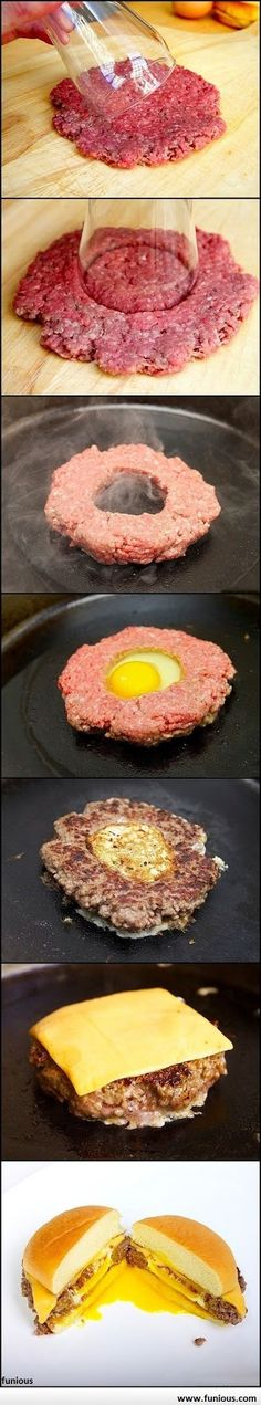 Million Dollar Burger Recipe ~ Funious
