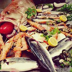 #fish #marenostrum #semprefresco #instadinner #blangiforti