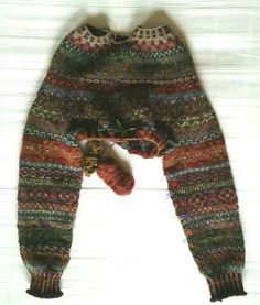 Fairisle day 32