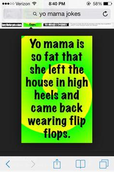 High heels to flip flops