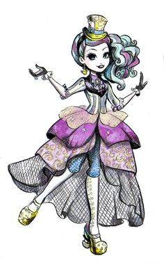 .madeline (maddie) hatter: #eah #everafterhigh