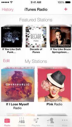 Apple - iOS 7