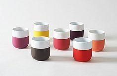 Royal Copenhagen Contrast Mugs: Warm Collection : MARCH