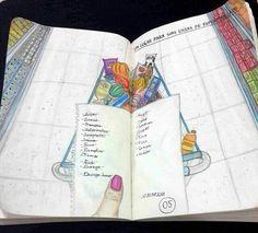 Imagen de destroza este diario and wreck this journal