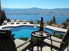 Okanagan Retreat with unforgettable lake view