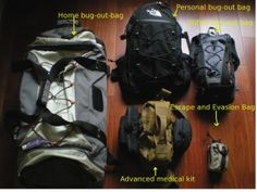Survival Gear Kit Organization: Simple Solutions Of Arranging A Bug Out Bag - Insights - Sam's Prepping Camping Survival, Survival Prepping, Emergency Preparedness, Survival Gear, Survival Cache, Survival Backpack, Doomsday Prepping, Manchester United, Real Madrid