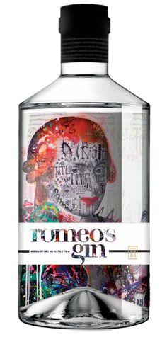 Romeo's Gin: boire pour l'art - Infopresse