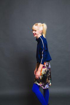 Longsleeves - MILO - blau - Pullover - Wolle - XS-L - ein Designerstück von taf bei DaWanda